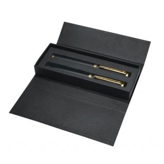 Delgado Classic Set Schwarz-6101-black