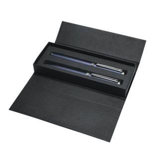 Delgado Metallic Set Blau-6102-blue